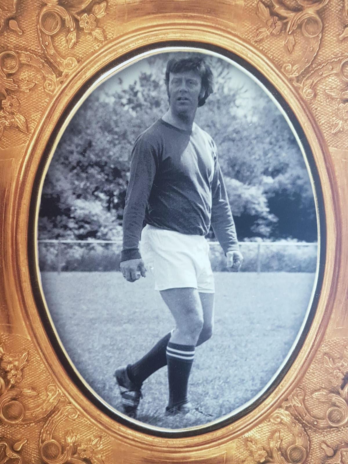 In memoriam: Eddy Groeneveld 18-04-1936 - 07-07-2018